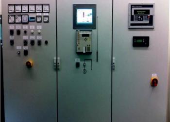 Высокий уровень автоматизации паровой турбины