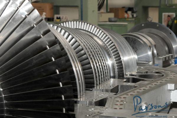 Паровая турбина 12 МВт Чехия
