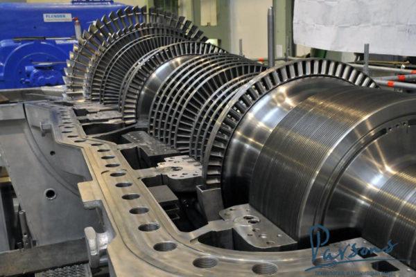 Паровая турбина в Черногорию 20 мвт