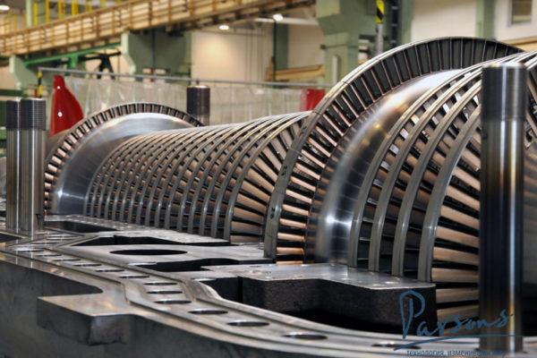 Паровая турбина 27,5 Польша