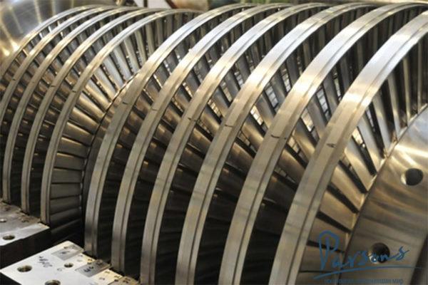 Паровая турбина в Таиланд 32 мвт